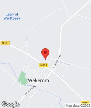Locatie Vakgarage Tichelaar op kaart