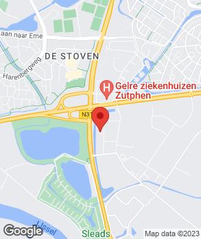 Locatie Autobedrijf Schoolderman op kaart