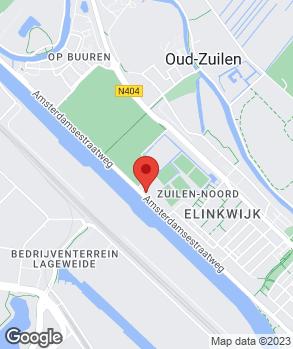 Locatie 4x4 Service Utrecht op kaart