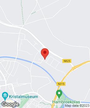 Locatie Autobedrijf Iliohan op kaart