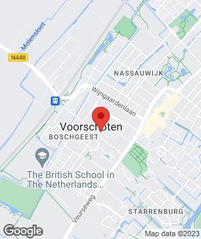 Locatie Naujoks Autobedrijf op kaart