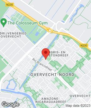 Locatie Autobedrijf DKB op kaart