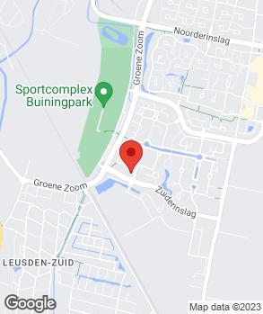 Locatie Géwé specialist Audi en VW op kaart