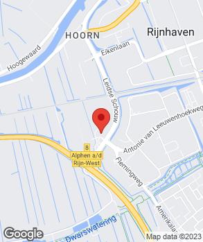 Locatie Oudshoorn Autobedrijf B.V. op kaart