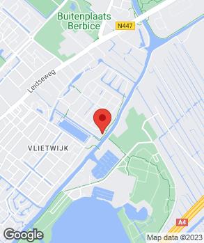 Locatie Van Vliet Auto Zoetermeer B.V. op kaart