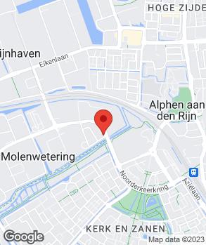 Locatie Marc Huisman Autobedrijf B.V. op kaart