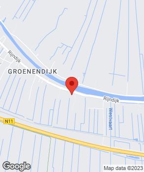 Locatie Automobielbedrijf VAN Velzen op kaart