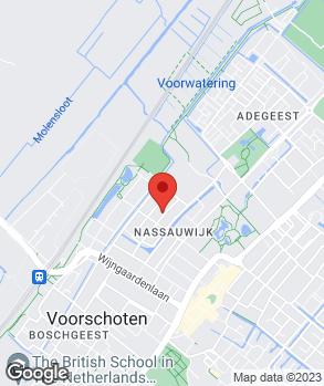 Locatie Autohandel J. ten Bokkel jr. op kaart