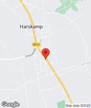 Locatie Garage de Harskamp op kaart