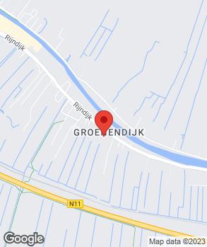 Locatie Gert van Wijk Autoschade op kaart