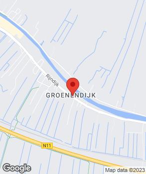 Locatie De Laatste Halte op kaart