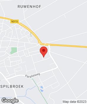 Locatie Autobedrijf Kanbur op kaart