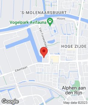 Locatie Autobedrijf A.G.M. Verbij op kaart