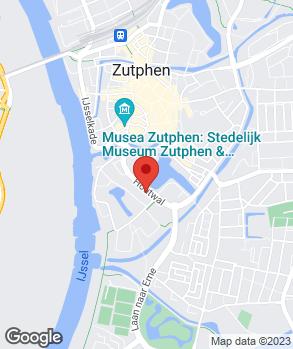 Locatie Autoservice De Houtwal op kaart