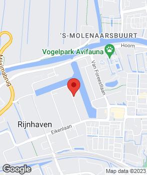 Locatie Autoschade Domburg V.O.F. op kaart