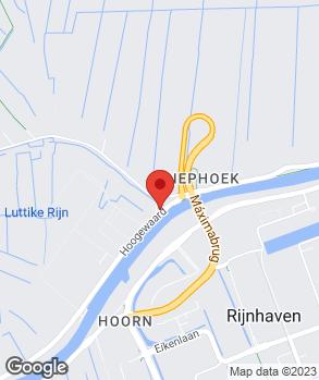 Locatie Van der Velden Autotechniek op kaart
