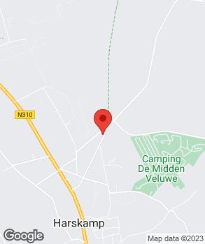 Locatie Autobedrijf J.H. Vellinga op kaart