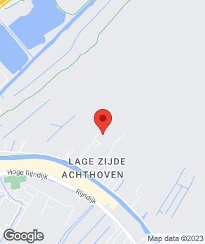 Locatie A.T. Auto's B.V. op kaart
