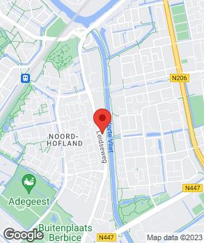 Locatie Autobedrijf Steijger B.V. op kaart