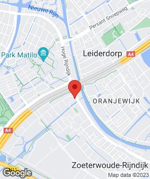 Locatie Autoservice Van der Horst op kaart