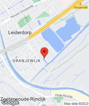 Locatie R. v. Delft Handelsonderneming op kaart