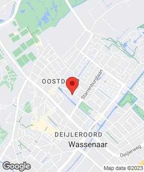 Locatie Autobedrijf Rooijakkers op kaart
