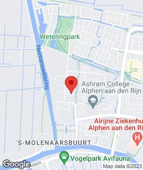 Locatie Car Check Alphen op kaart