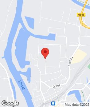 Locatie Autobedrijf De Mars op kaart
