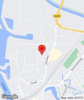 Locatie Garage Joese op kaart