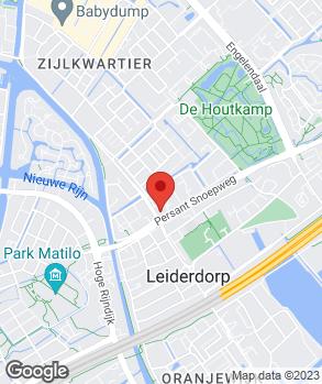 Locatie Van Mossel Leiderdorp op kaart