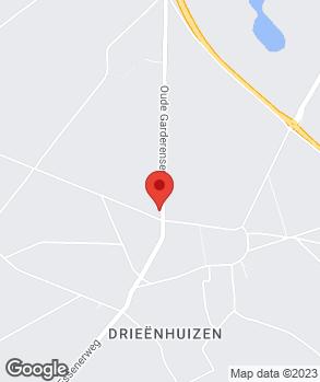Locatie Garage R. Kommer B.V. op kaart