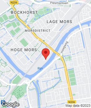 Locatie Straver Auto Schade Service op kaart