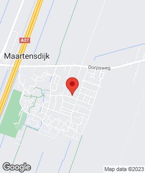 Locatie Autobedrijf Heus op kaart