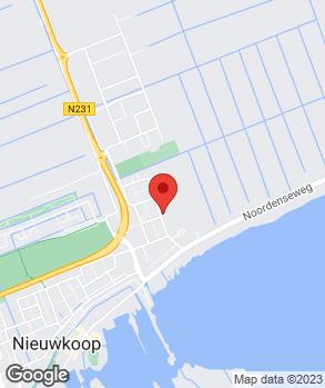 Locatie Joren Autoschadeherst. & All Round Spuitwerk. op kaart