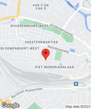 Locatie Aldokan op kaart