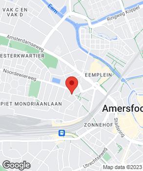 Locatie G.G.M.P. Klinkers op kaart