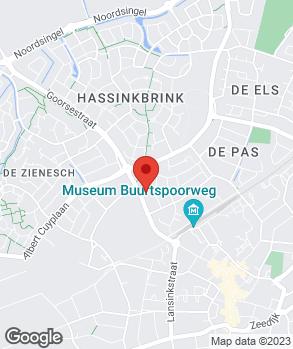 Locatie Auto Weegerink op kaart