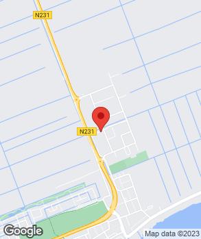 Locatie Bosch Car Service Nieuwkoop op kaart