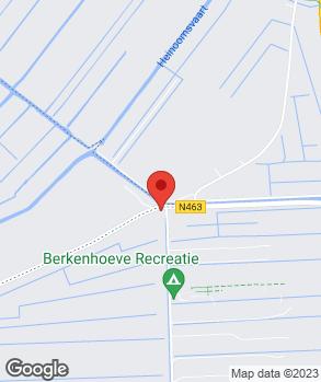 Locatie Handelsonderneming R. van der Weijden op kaart
