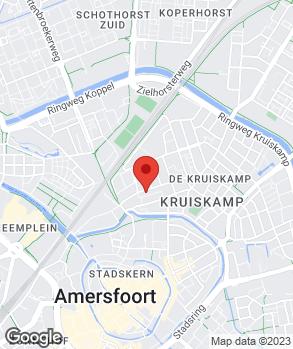 Locatie Autobedrijf Kruiskamp op kaart