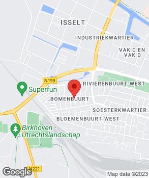 Locatie Autobedrijf Hagenbeuk op kaart