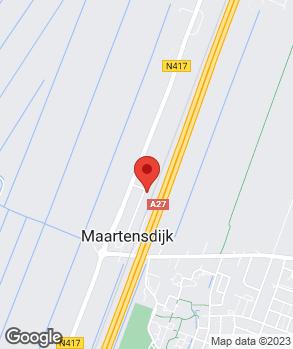 Locatie Garage Van der Meij V.O.F. op kaart