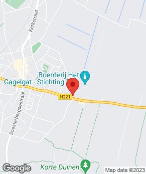 Locatie Silver Autoschade Soest op kaart