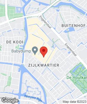 Locatie Autobedrijf Van Voorthuijzen op kaart