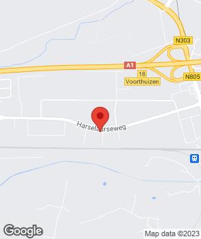 Locatie Autobedrijf PugFix op kaart