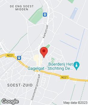 Locatie Garage Nico Wijnands op kaart