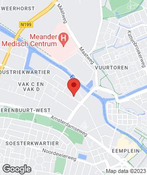 Locatie Maasbach 4x4 Service op kaart