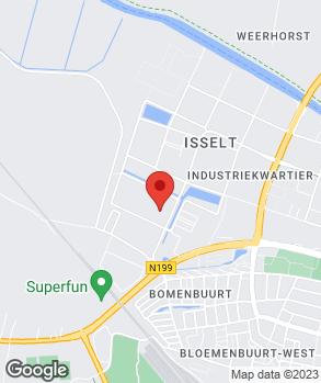 Locatie Autobedrijf We-Fix op kaart