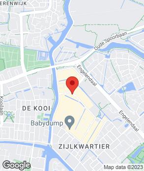 Locatie Autobedrijf Oudshoorn B.V. op kaart