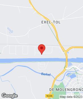 Locatie Autotechniek Hans Sloot op kaart